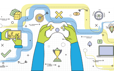 Gamification principles for user engagement